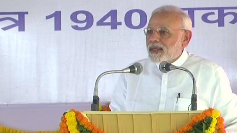 No other government honoured Ambedkar as we did, says PM Modi