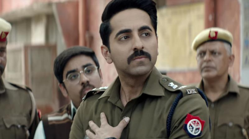 Ayushmann Khurrana featuring in Article 15 trailer. (Photo: YouTube/Zee Music Company)
