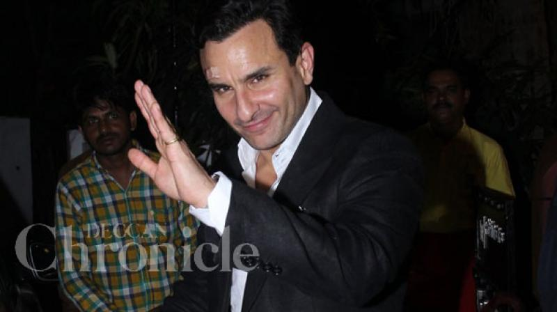 2017 has turned out to be an eventful year for Saif Ali Khan, as he's got several films in his kitty.