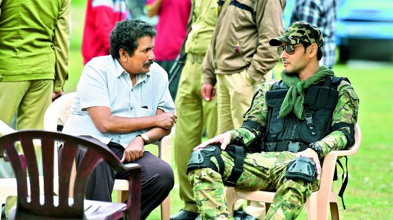 Anil also reveals that after shooting at Pahalgam, the unit later shot near Srinagar for a few days before wrapping up the schedule. Incidentally, it was a day after the unit landed in Hyderabad that the announcement of abrogating Article 370 was made.