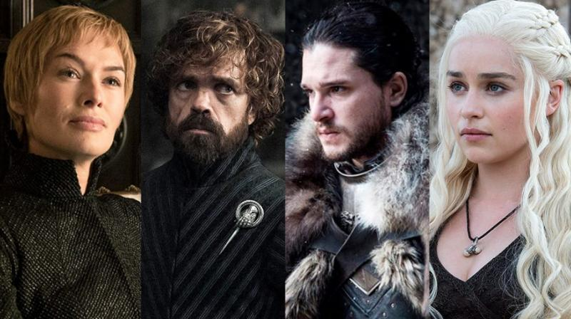 The final season of Game Of Thrones premiers in April.