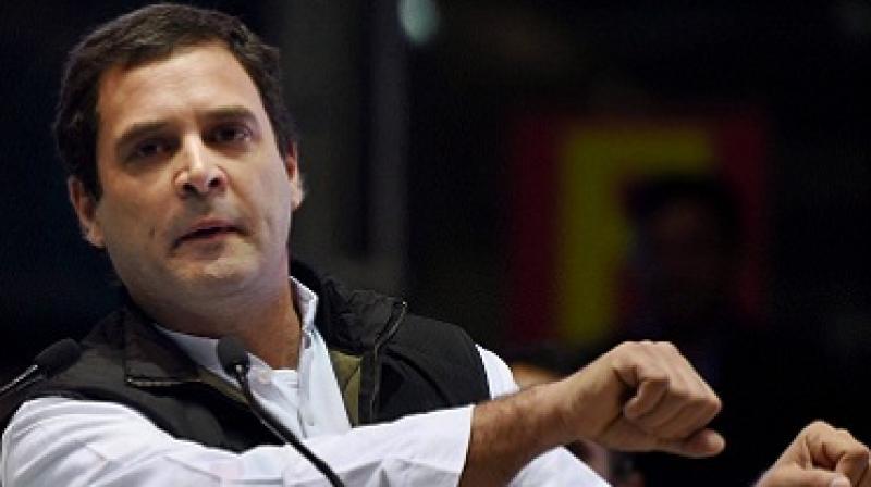 Rahul Gandhi (Photo: PTI/File)