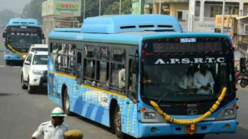 No Transport Services In Srikakulam After Titli