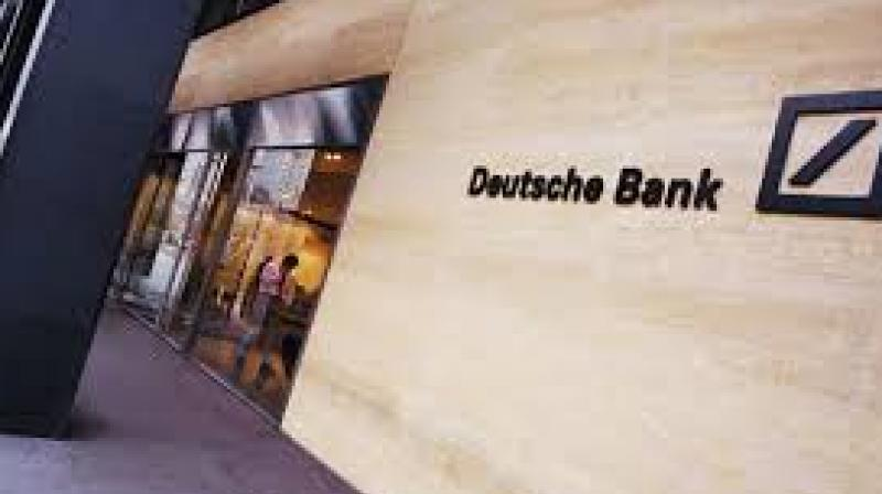 The results cover the performance of the 17 India Branches of Deutsche Bank and do not include results of other Deutsche Bank Group entities in the country.