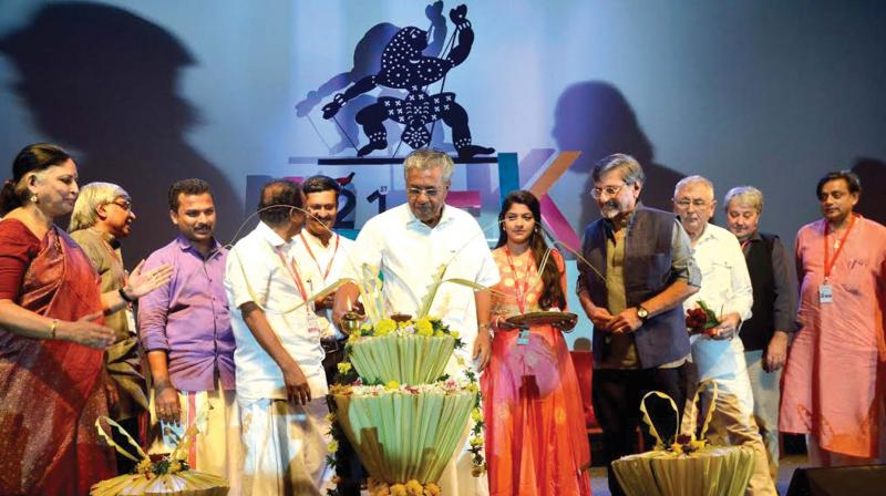 Can Kerala Govt spend for IFFK?