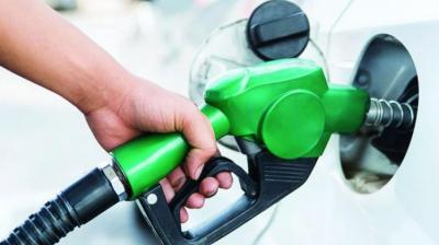 The increase in retail prices on Tuesday followed nearly 20 per cent surge in international oil prices in intraday trading -- the biggest jump in almost 30 years.