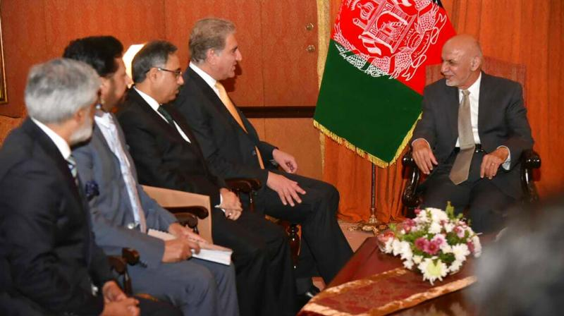 Ties between Islamabad and Kabul have never been smooth and there have always been issues in mutual relations mainly due to historical distrust between them. (Photo: AP)