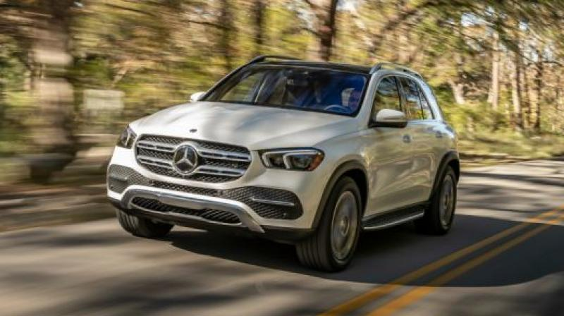 The all-new GLE will be offered with two new BSVI-compliant diesel engines