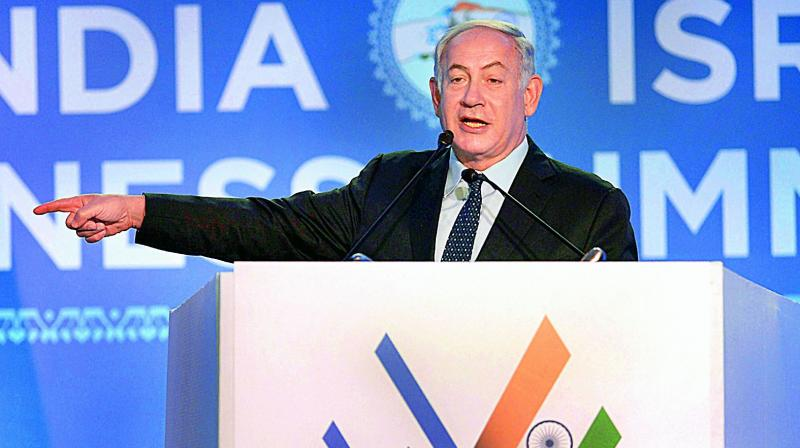 Chabad House a symbol of love that fell victim to hatred: Netanyahu
