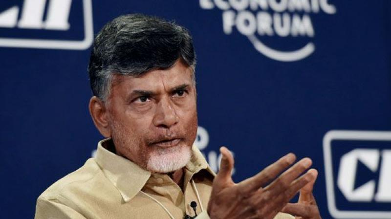 AP CM Naidu wants 100% literacy rate by 2019
