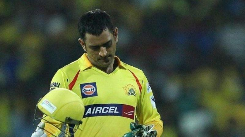 After Steve Smith, MS Dhoni Breaks Down In Tears At Press Conference