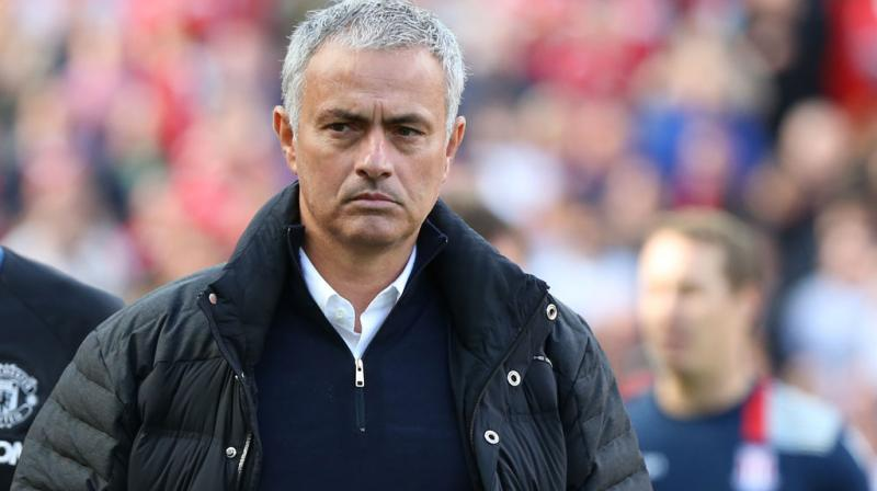 Mourinho dropped the names of clubs who may a good chance of winning the cup next year (Photo :AFP)