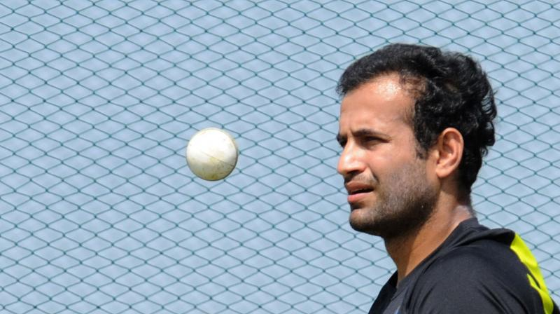 Irfan Pathan (Photo: AFP)