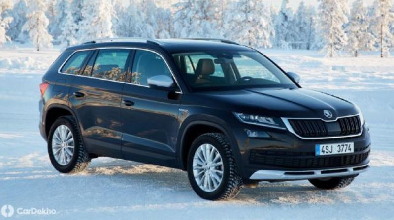 The Kodiaq Scout will share its feature list with the SUV's base-spec Style variant.
