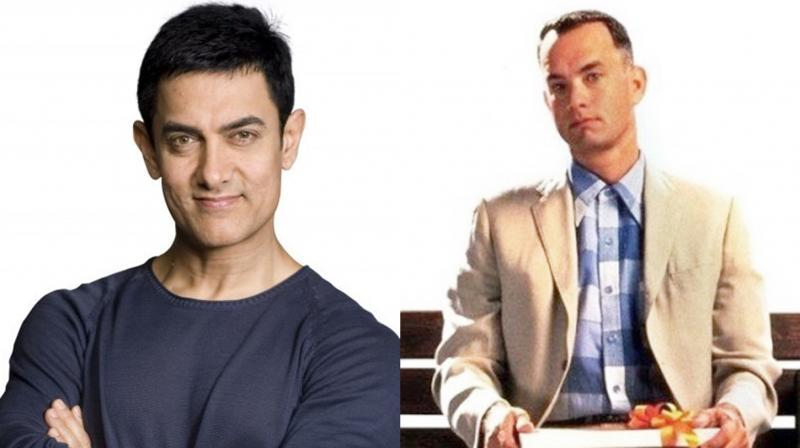 Aamir Khan CONFIRMS Leading The Forrest Gump Remake!