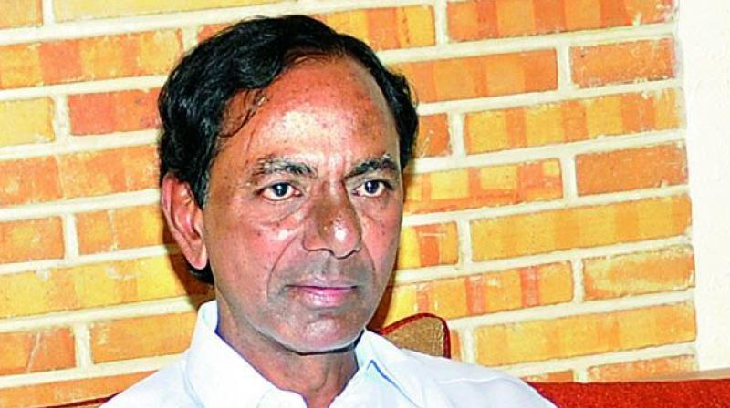 Chief Minister K. Chandrasekhar Rao