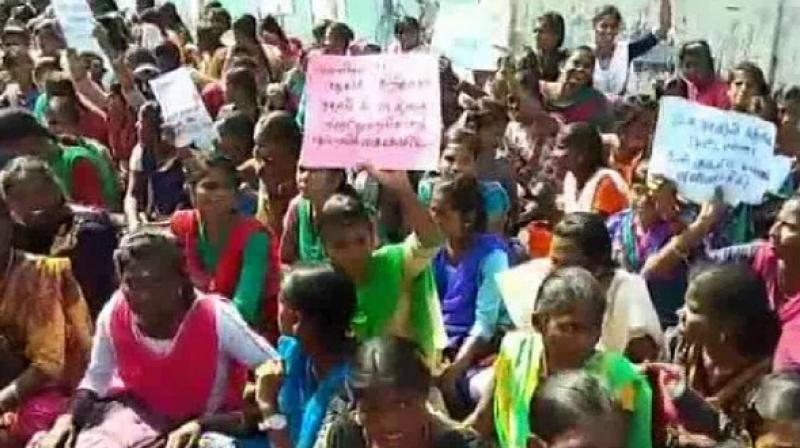 Tamil Nadu sex scam: Book culprits