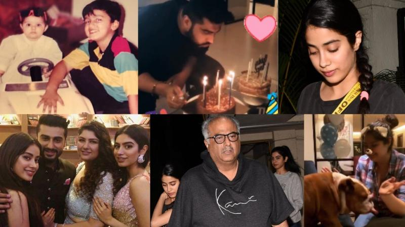 Arjun Kapoor turned another year older on Tuesday and his close ones made it special for him on the occasion. (Photos: Viral Bhayani/ Instagram)