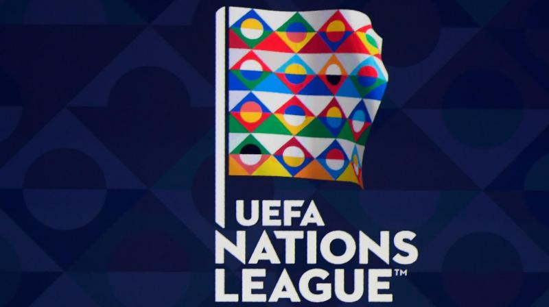"""""""Some people were sceptical against the Nations League, especially the clubs. (Photo: AFP)"""