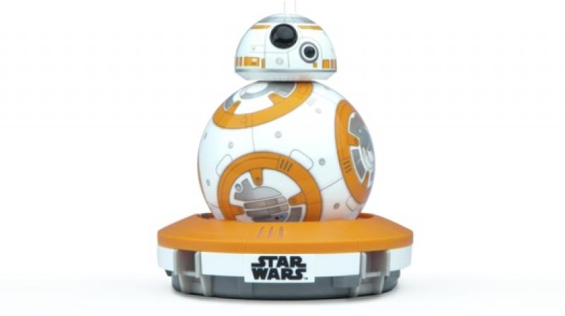 Star Wars BB-8 is priced at Rs 11,000.