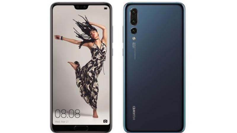 Huawei P20 Lite (Photo: Evan Blass).