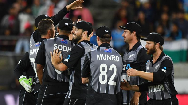 No side has ever beaten New Zealand in a T20I series, back in their own den. (Photo: AP)
