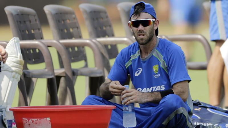 Selectors named five uncapped players ahead of Maxwell for the two-Test tour in the United Arab Emirates next month, despite the Victorian being one of the fastest scorers in world cricket with a handy off-spin option. (Photo: AP)