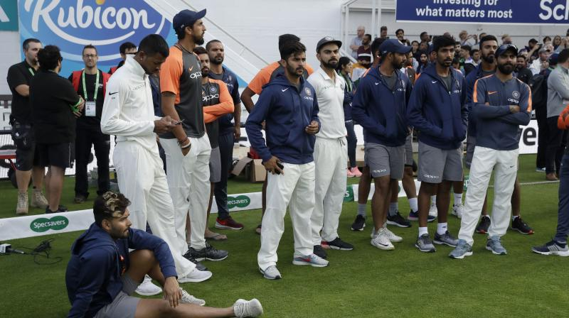India had lost the five-match series after conceding a 1-3 lead to hosts England after the fourth Test. The visitors on Tuesday lost the fifth and final Test by 118 runs. (Photo: AP)