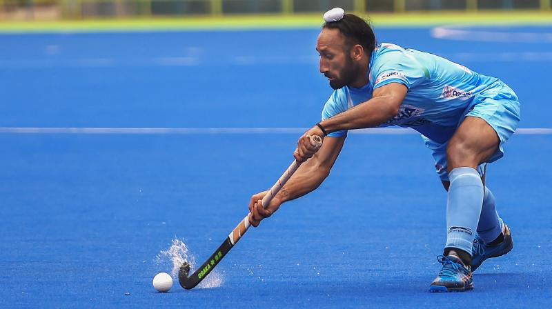 The 32-year-old made over 350 international appearances for India and captained the national team for eight long years from 2008 to 2016 before handing the responsibility to PR Sreejesh. (Photo: PTI)