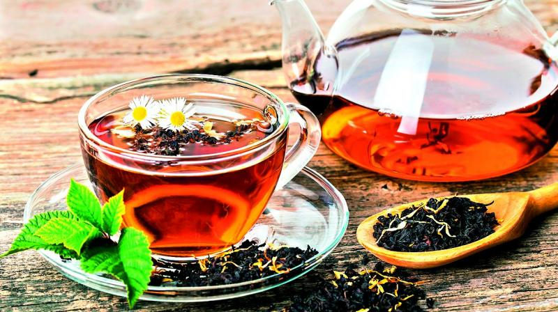 Interestingly however, precisely the same time, the output of black tea has fallen significantly in India, which is the largest producer of black tea.