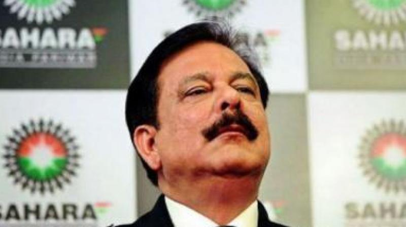 Embattled Sahara group has said it is confident of getting out of long-running financial constraints by the next financial year and will regain a key position as an Indian conglomerate by entering several new businesses. (Photo: PTI)