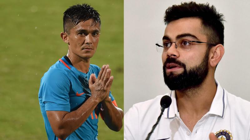The appeal via a Twitter video post got support from the likes of Virat Kohli and Sania Mirza. (Photo: AFP / PTI)