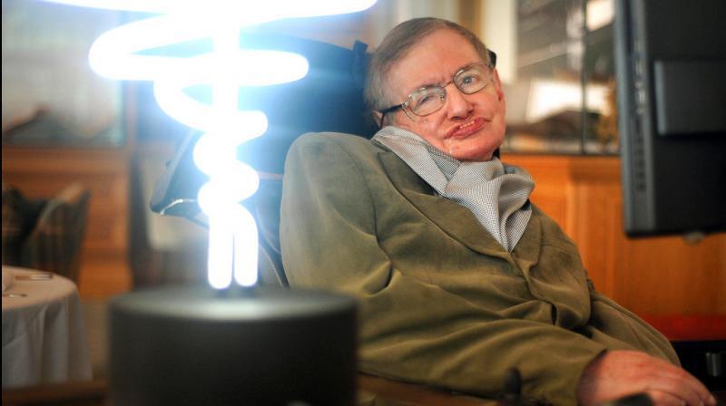 Stephen Hawking  (Photo: AP)
