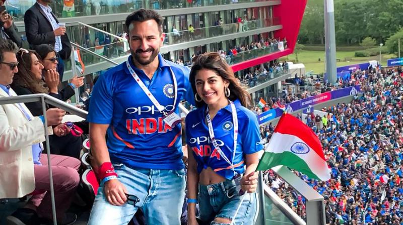 Saif Ali Khan starts shooting for Jawaani Jaaneman in London