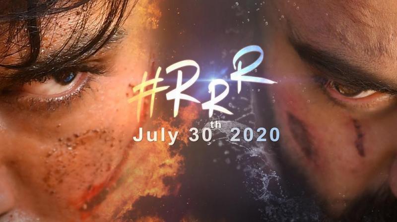 RRR poster.