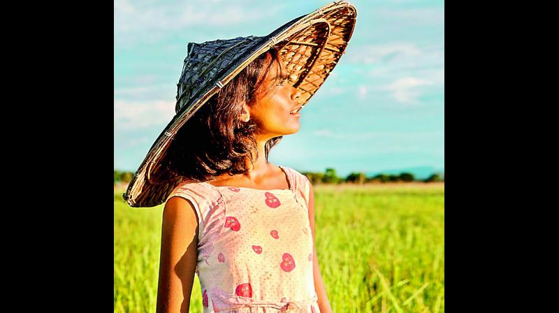 A still from the movie Village Rockstars.