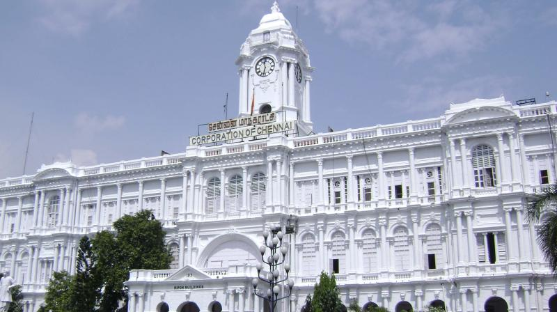 Chennai Corporation.