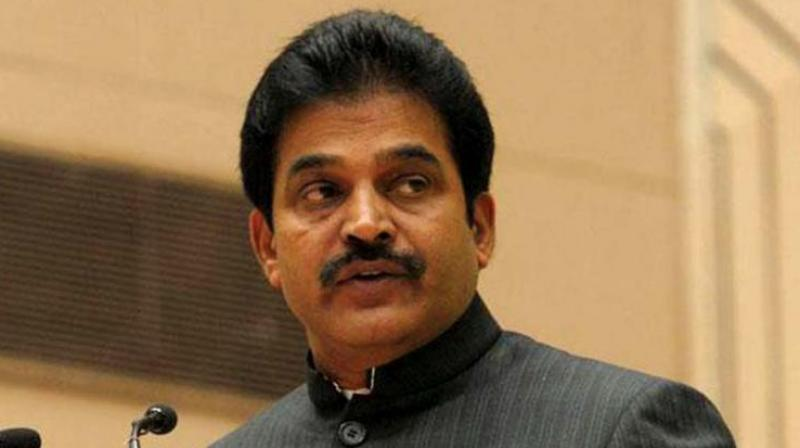 """Following the EC decision, Venugopal tweeted, """"The Election Commission now acts like yet another government department. Postponing elections after starting the proceedings is quite unusual.'(Photo: File)"""