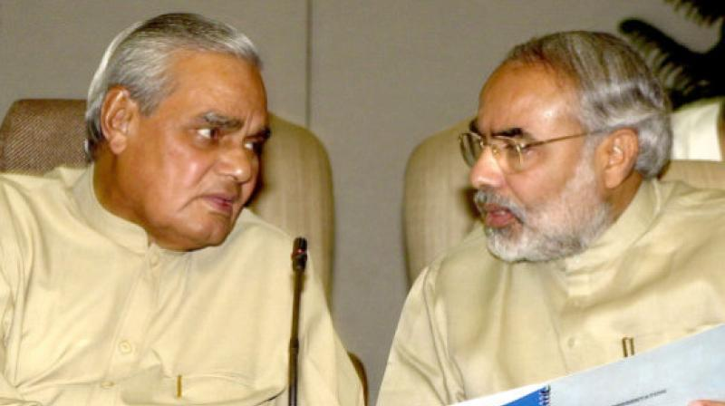 Former prime minister Atal Bihari Vajpayee dies at 93. (Photo: File | AP)