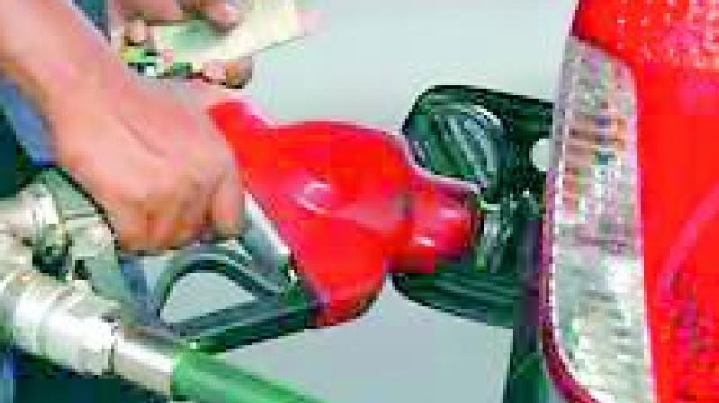 In Delhi a litre of petrol costs Rs 82.72, while the fuel was purchased at Rs 85.99 per litre in Chennai. In Kolkata, the fuel was sold at Rs 84.54 a litre. (Photo: File)