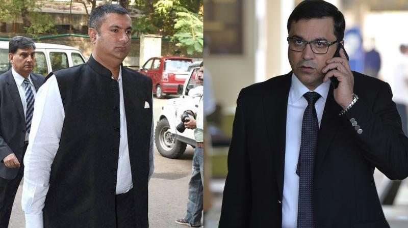 BCCI treasurer Anirudh Chaudhry has become the first high profile office bearer to have written to the independent probe panel, offering to assist them in the alleged sexual harassment case against CEO Rahul Johri. (Photo: PTI / AFP)