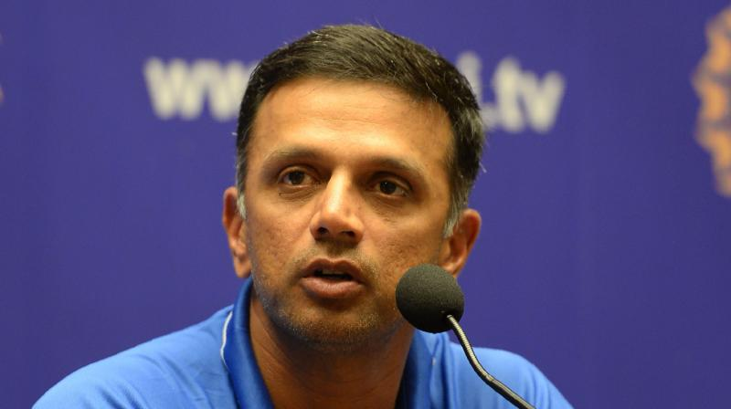 We didn't play our number one game in final: Rahul Dravid