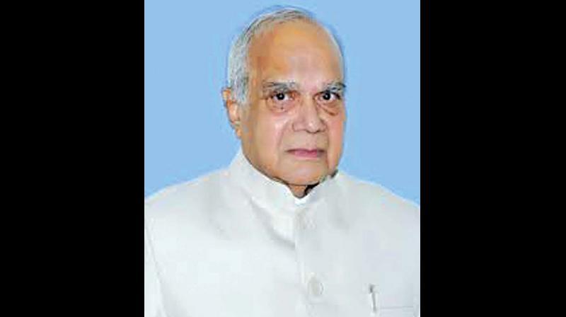 Governor Banwarilal Purohit