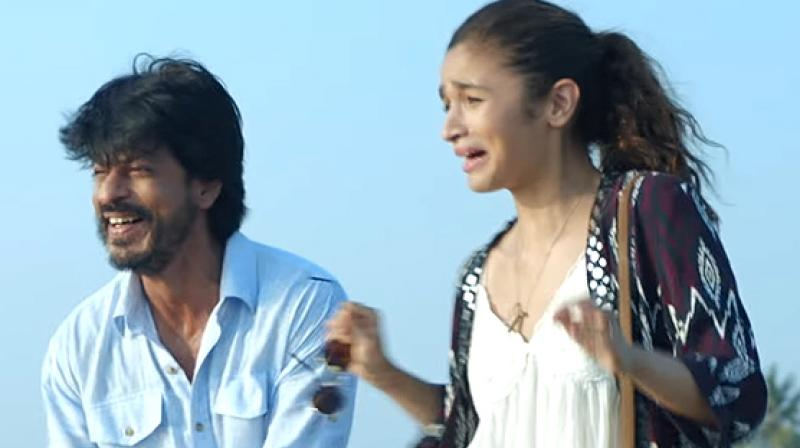 Still from the movie Dear Zindagi