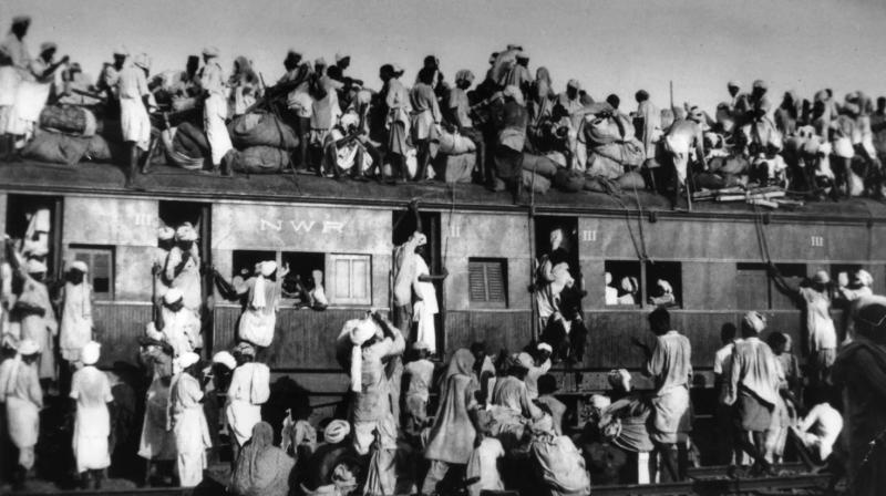 Put simply, the Partition of 1947 was the tearing apart of our undivided subcontinent. (AP Photo)