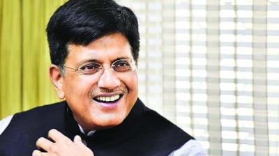 Commerce Minister Piyush Goyal