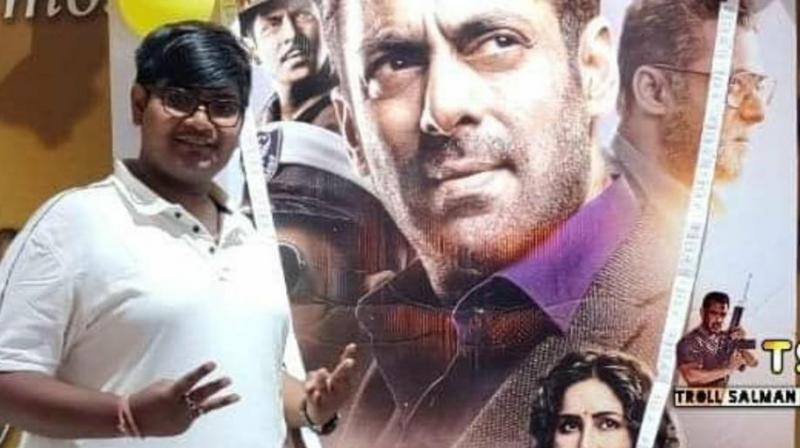 Salman Khan fan.