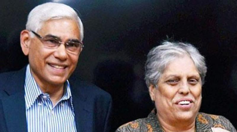 CoA member Diana Edulji on Tuesday said there were serious differences within the Vinod Rai-led panel like there would be in a democratic organisation but there was nothing personal in any of their public showdowns. (Photo:PTI)