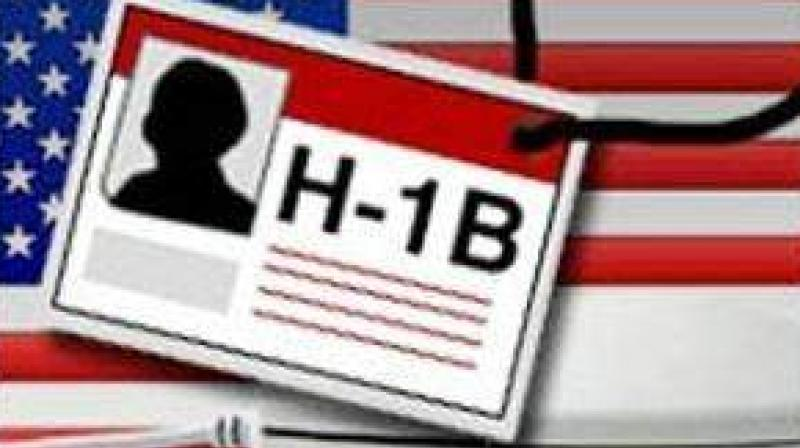 The H-1B visa in the US allows employers to temporarily employ foreign workers in specialty occupations.
