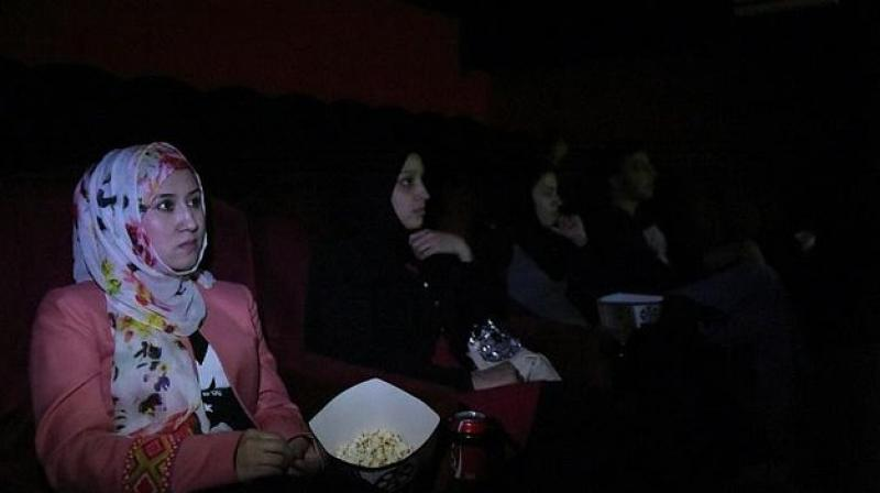Afghans find some escape as 'family cinema' opens in Kabul